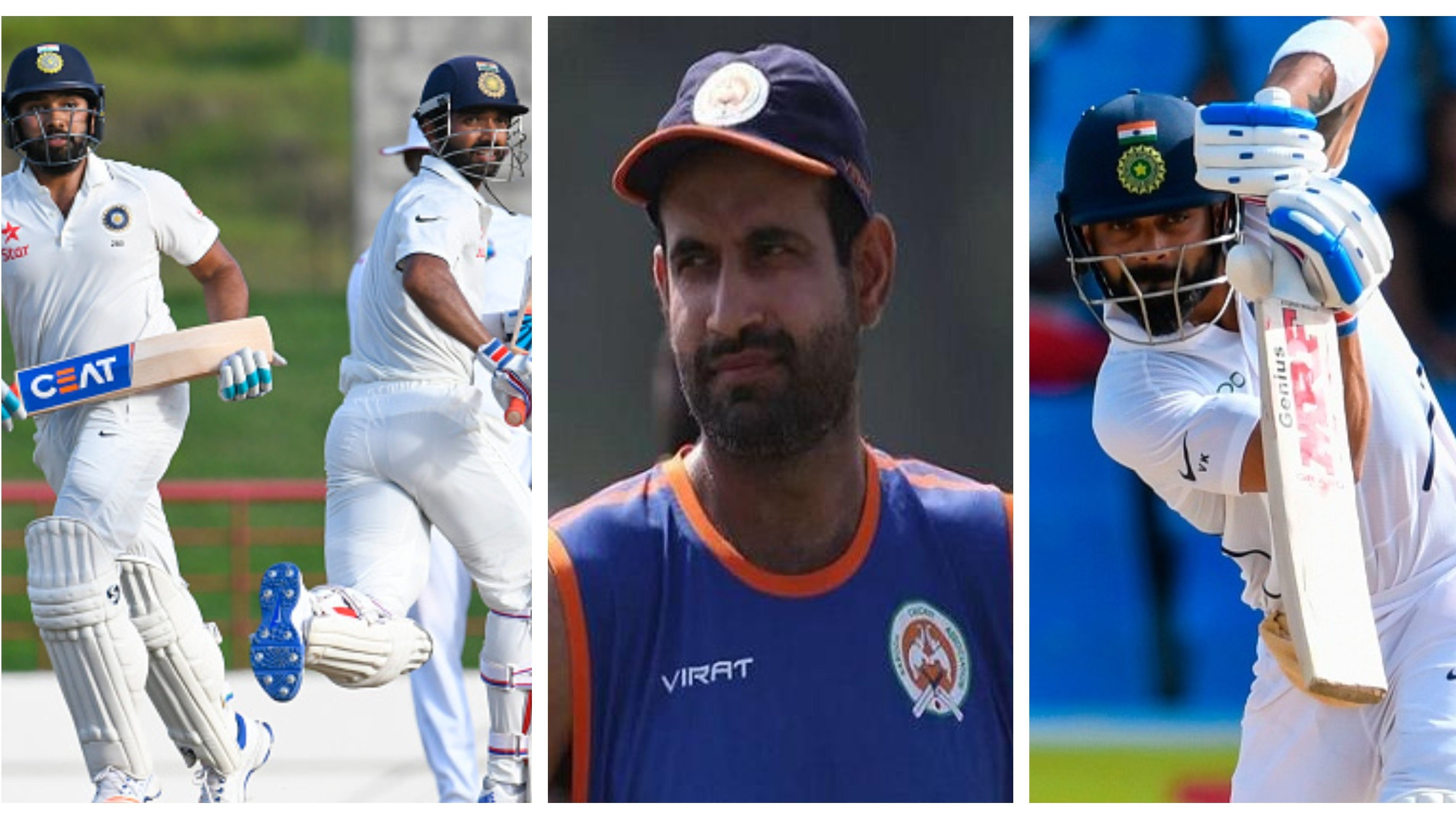 AUS v IND 2020-21: Irfan wants Rohit, not Rahane to captain India's Test team in Kohli's absence