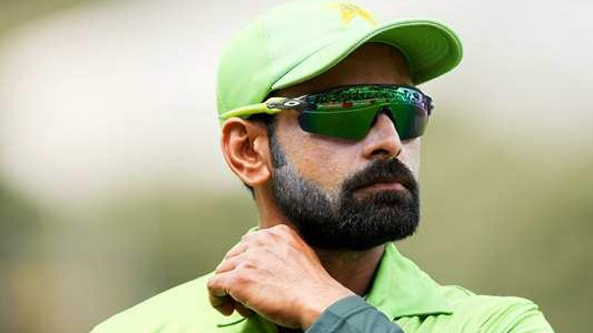 PCB facilitated re-test finds Mohammad Hafeez COVID-19 positive again