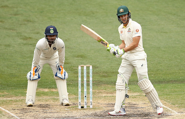 Tim Paine and Rishabh Pant had few verbal exchanges at MCG | Getty Images