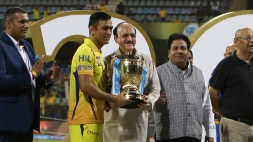 IPL 2018: Chennai Super Kings returned, roared and walked away with the trophy