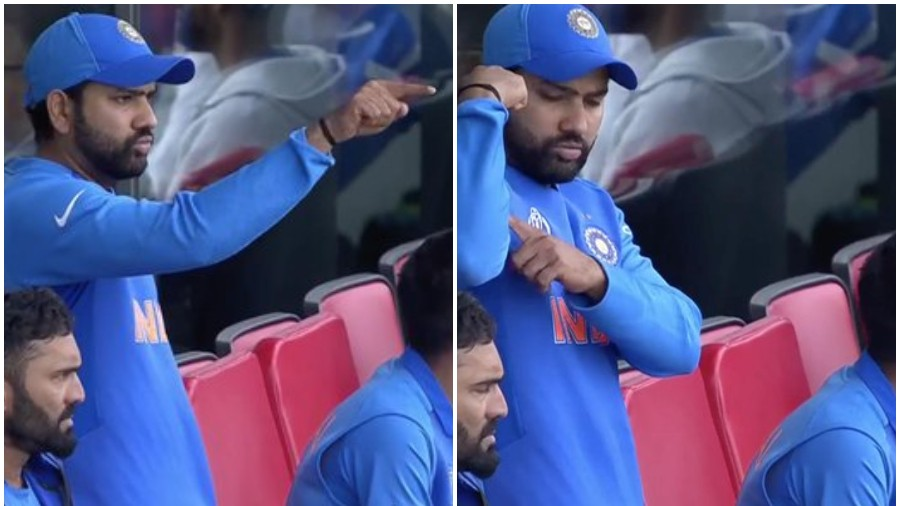 CWC 2019: Rohit Sharma's 'You are strong' gesture to Ravindra Jadeja wins Twitterverse's hearts