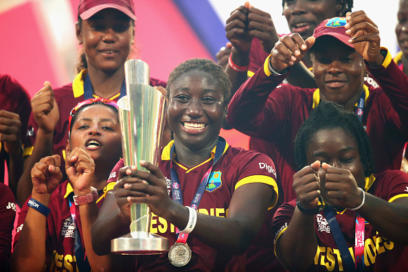 West Indies are the current defending World T20 champions | Getty