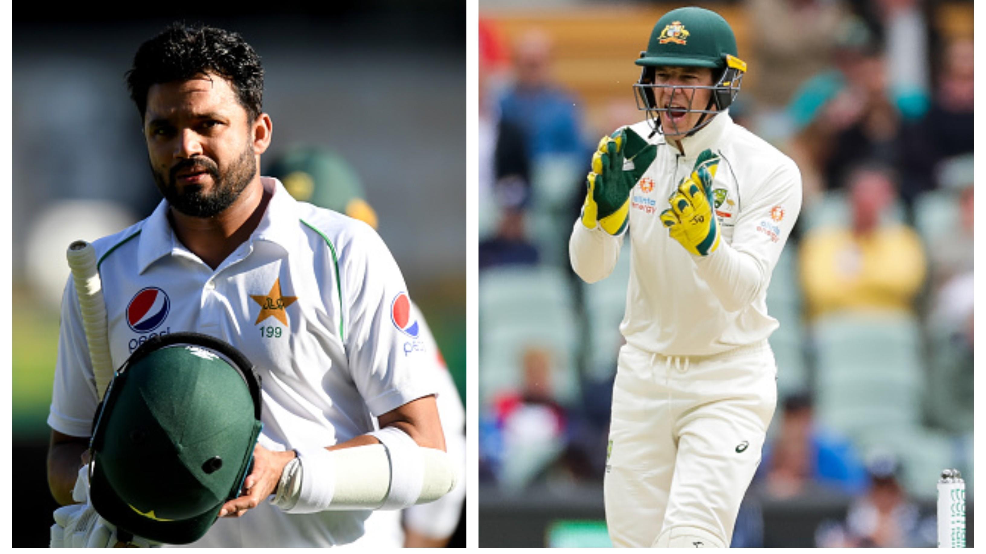 AUS v PAK 2019: Tim Paine, Azhar Ali react after Australia's 2-0 Test series sweep
