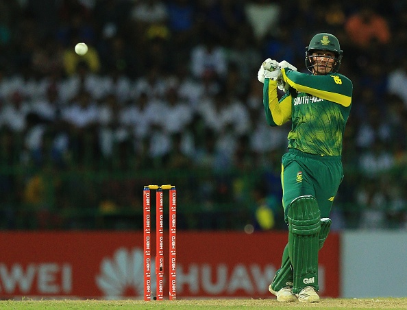 Graeme Smith not pleased with De Kock's growth at international stage | Getty Images