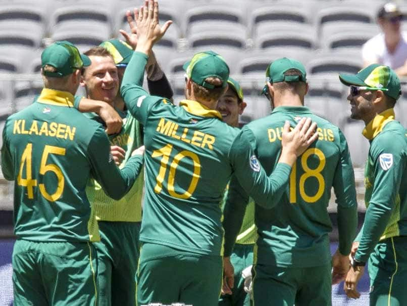 South Africa thumped Australia down at Perth in the first game | AFP