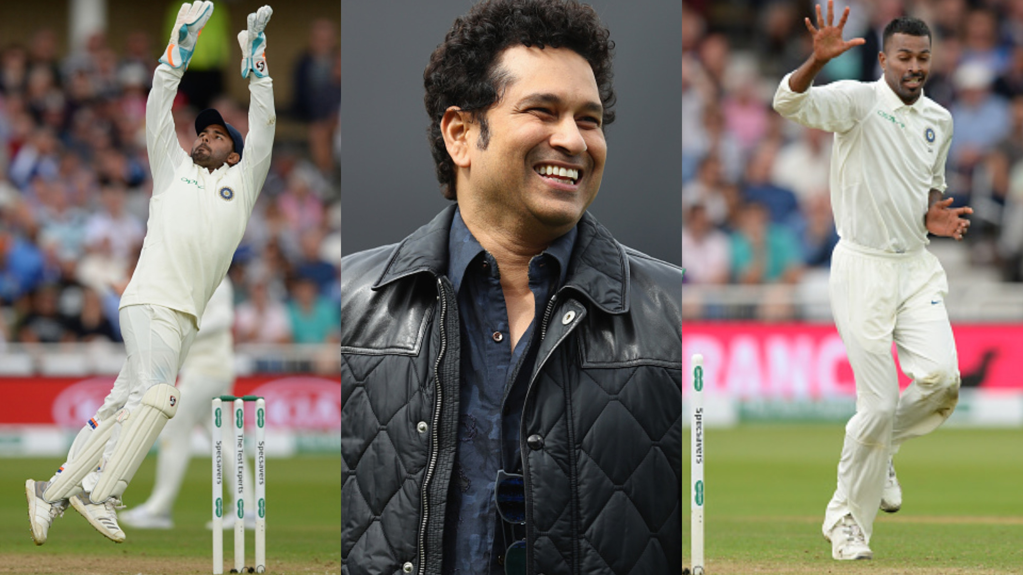 ENG v IND 2018: Sachin Tendulkar posts a special tweet for Pant and Pandya after their excellent show in Trent Bridge