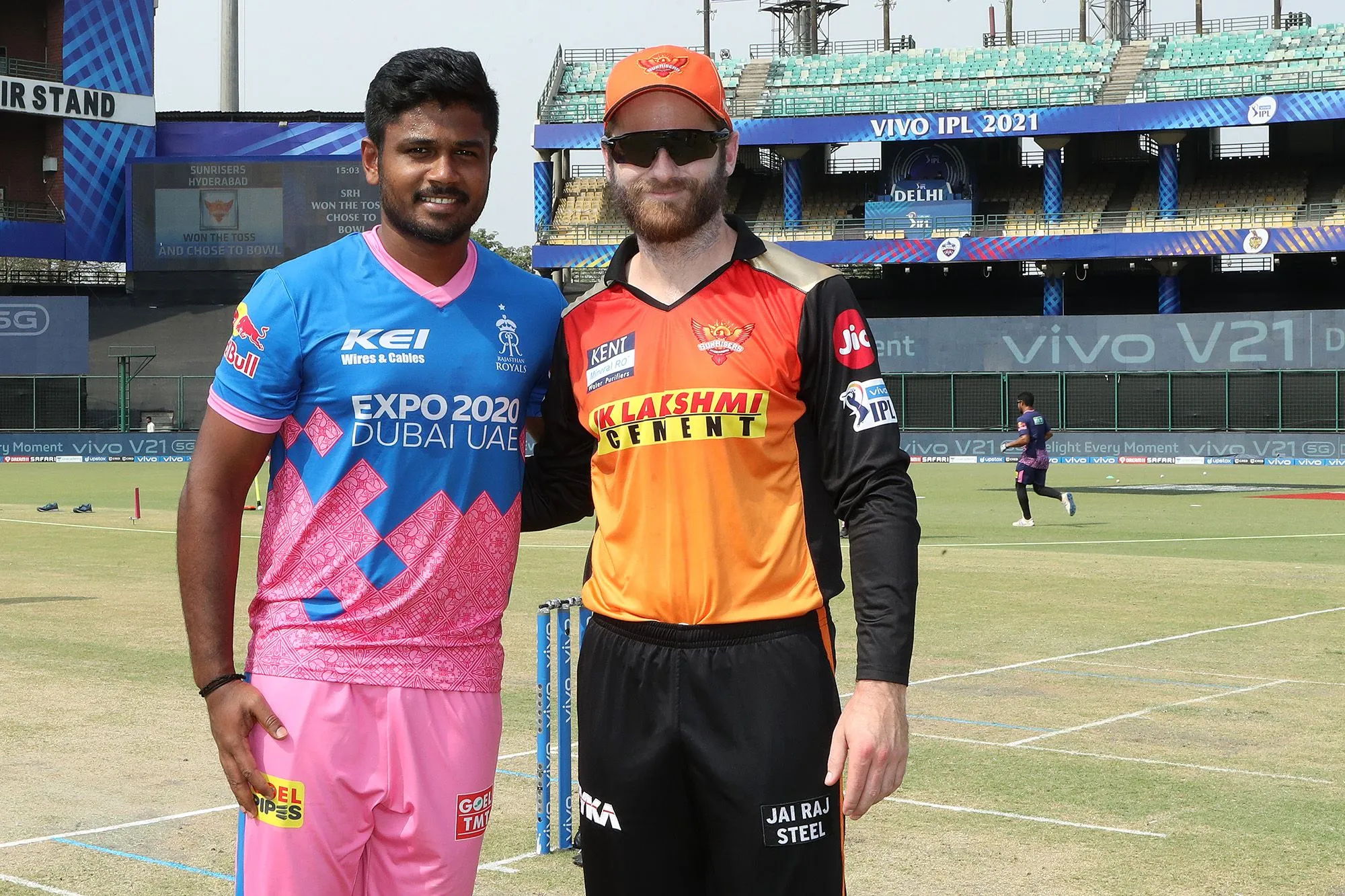 RR had beaten SRH in their previous IPL 2021 encounter   BCCI-IPL