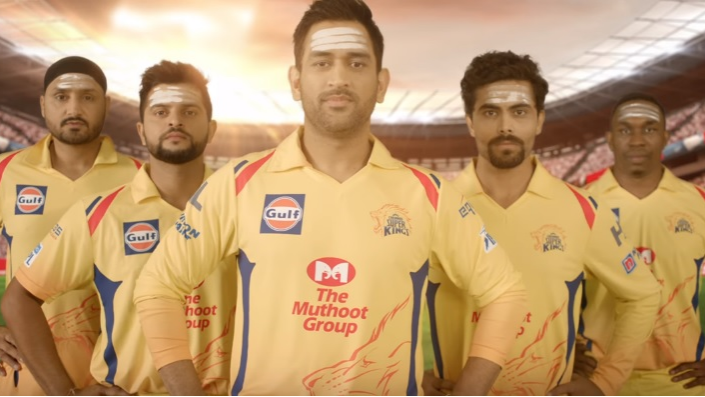WATCH: MS Dhoni and co. dances for a commercial which predicts CSK as IPL 2018 winners