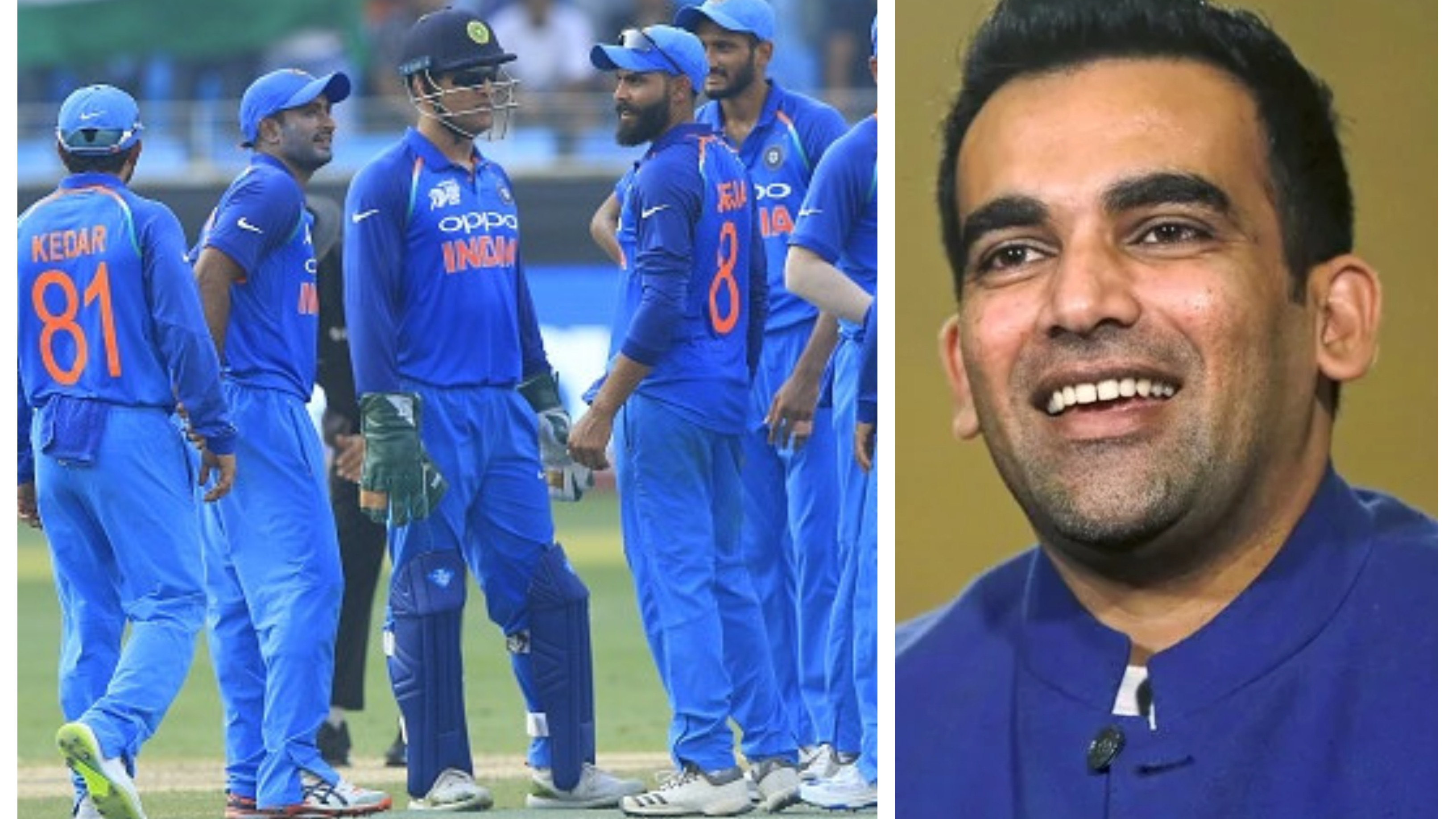 WATCH: Zaheer Khan picks his Team India squad for the 2019 World Cup