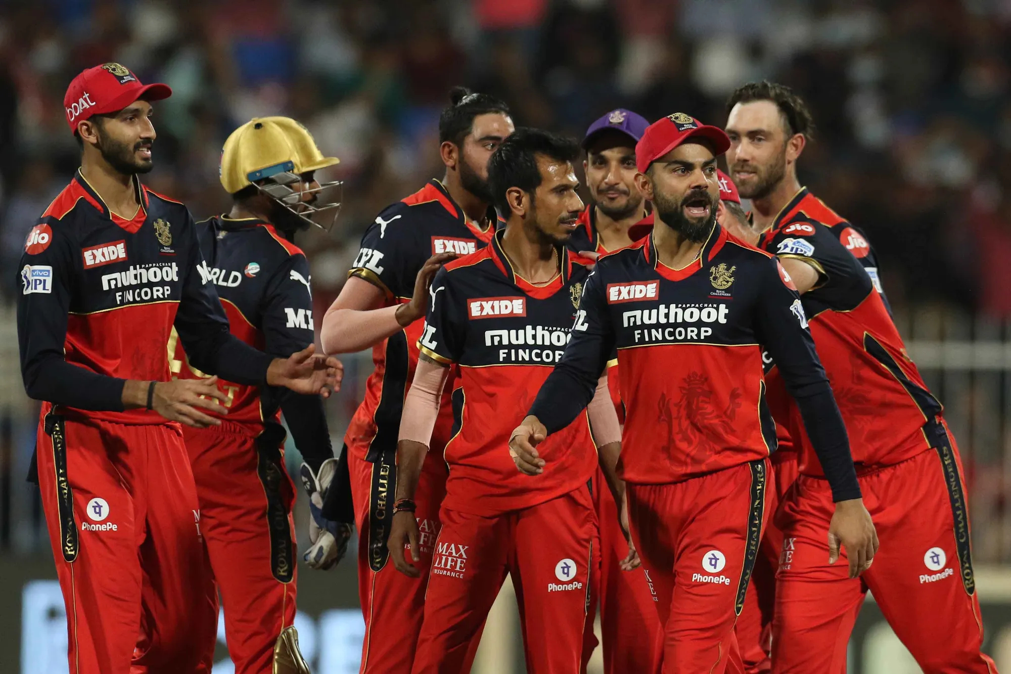 Virat Kohli captained RCB for the last time against KKR on Monday (11 October) | BCCI/IPL