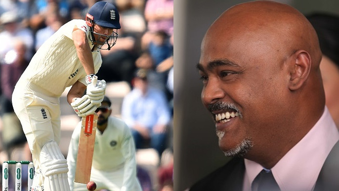 ENG v IND 2018: Vinod Kambli couldn't resist making a pun after Alastair Cook's dismissal
