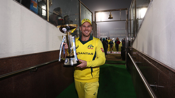 IND v AUS 2019: Aaron Finch on cloud nine after Australia's ODI series victory over India