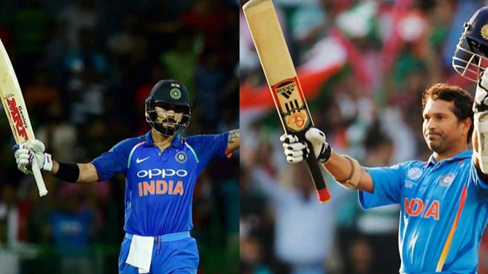 Shane Warne puts Kohli ahead of Tendulkar while chasing down targets