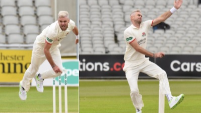 James Anderson's new haircut draws attention on social media