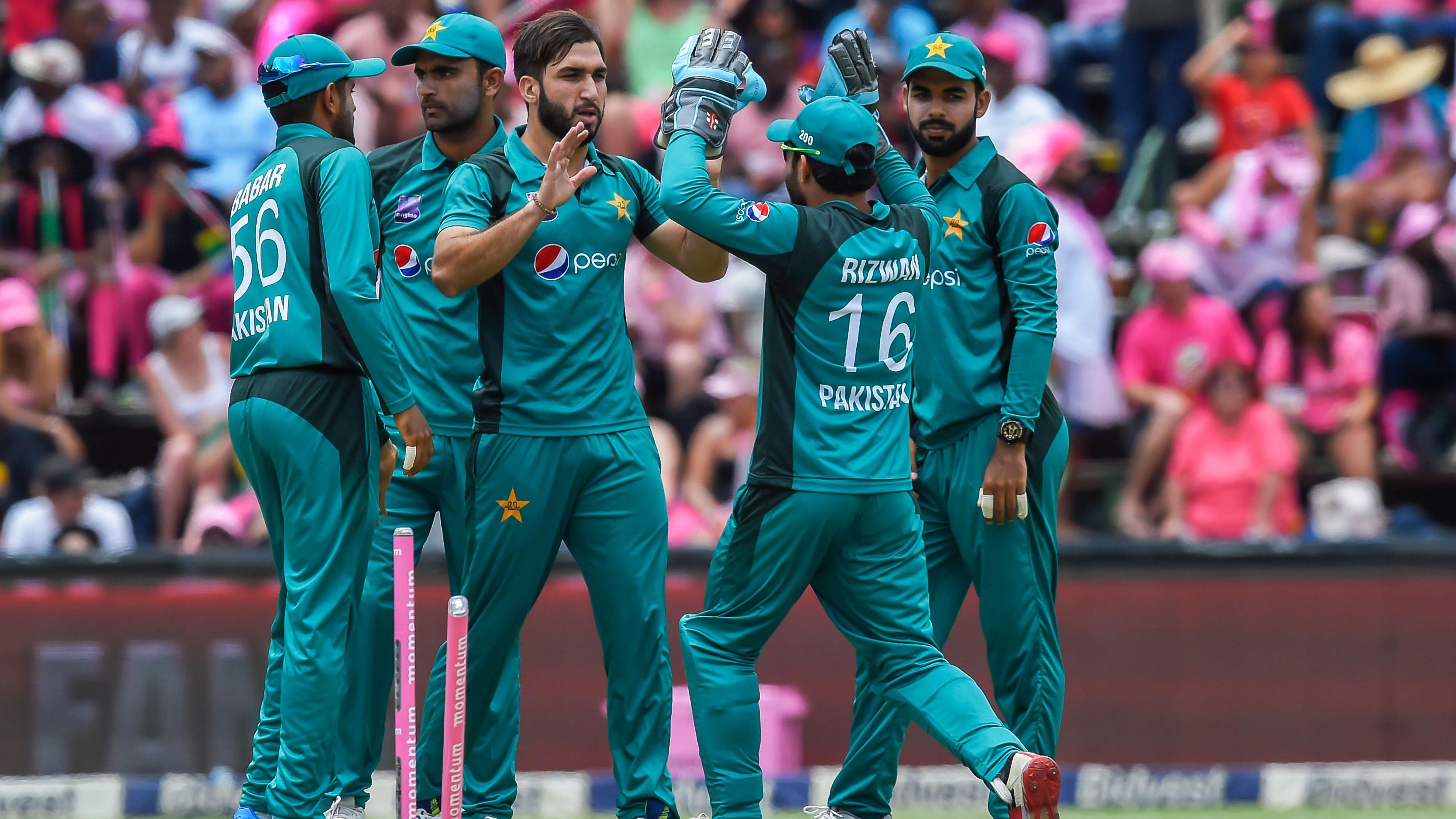 SA v PAK 2018-19 : Fourth ODI - Statistical Highlights