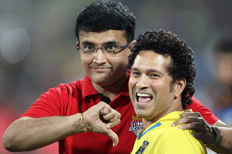 Sachin Tendulkar and Sourav Ganguly astonished with India U-19's performance