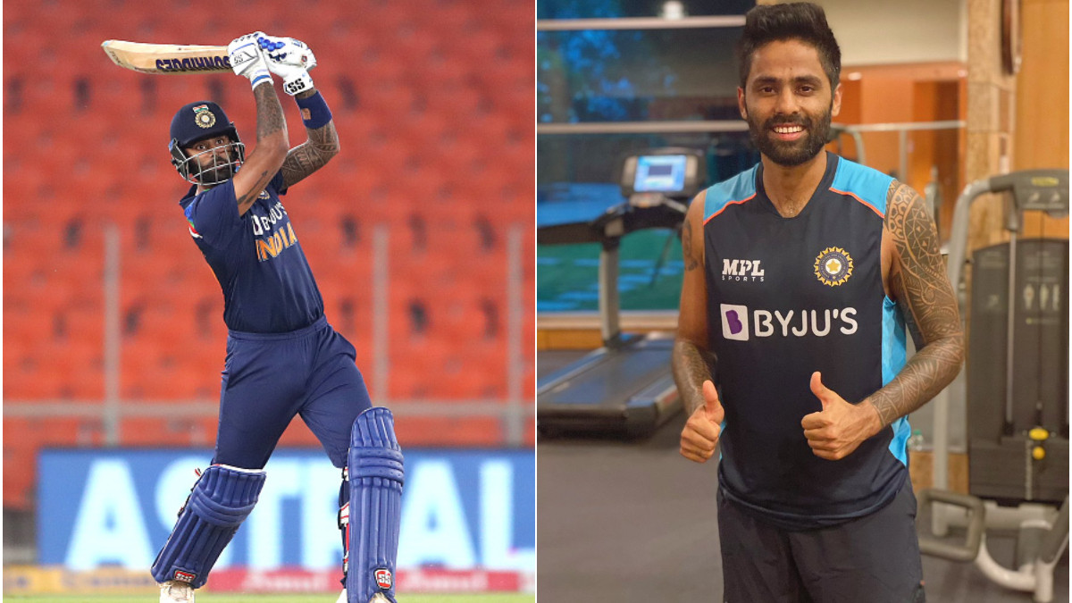 SL v IND 2021: Ready to bat at any position, Suryakumar Yadav on playing finisher's role