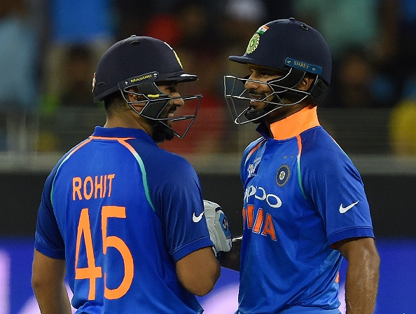 Rohit Sharma and Shikhar Dhawan have been terrific for India since 2013  | Getty