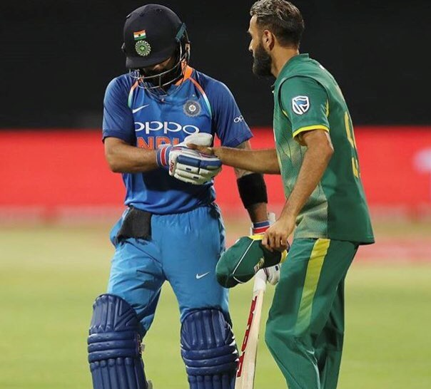SA v IND 2018: Imran Tahir's kind words for Chase Master Virat Kohli