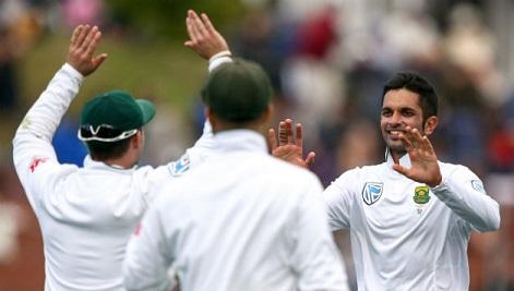 Keshav Maharaj | Getty Images