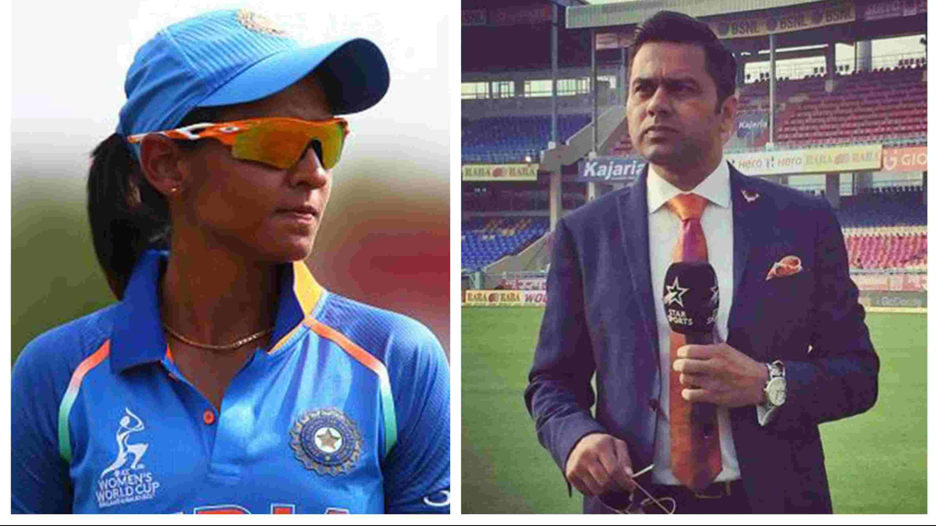 Aakash Chopra slams Mithali Raj's manager for terming Harmanpreet Kaur 'Liar' and 'manipulative'