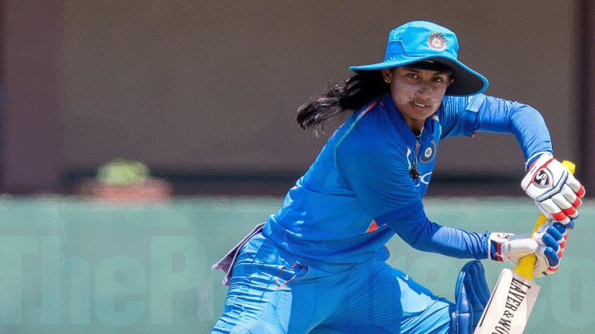 Sri Lanka women beat India Women in the 3rd ODI despite Mithali's century