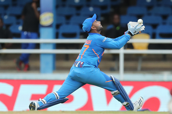 Rishabh Pant may get a look in for 3rd ODI | Getty