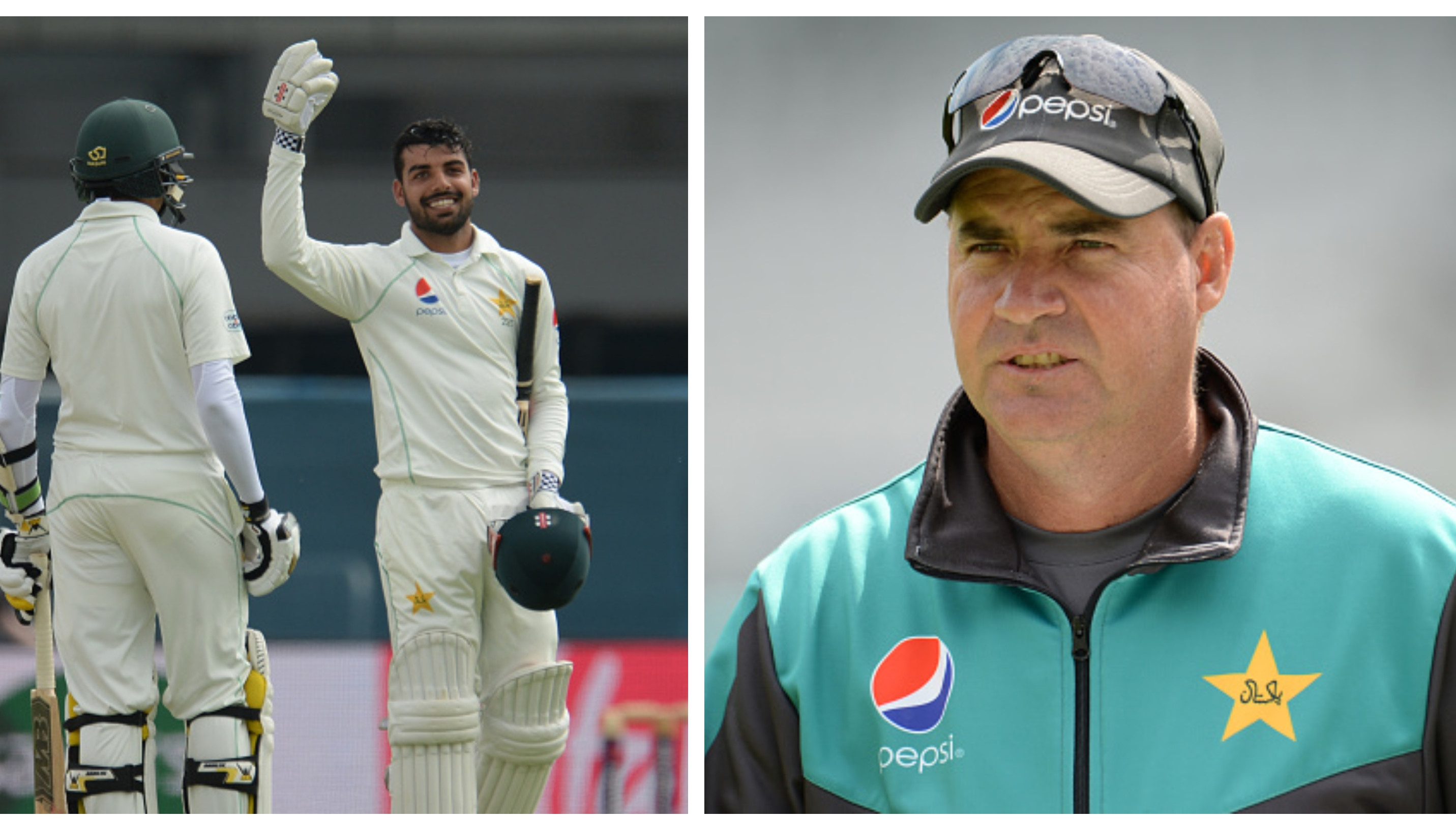 SA v PAK 2018-19: Injury to Shadab didn't allow us the opportunity to play five bowlers, rues Mickey Arthur