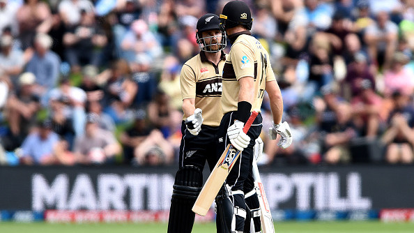 NZ v AUS 2021: 'Partnership with Williamson set the game for us', says Martin Guptill after win in 2nd T20I