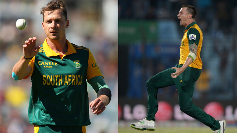 Dale Steyn says hello to the white ball ahead of his return to limited-overs cricket
