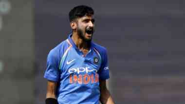IND v WI 2018: Virat and Rohit made me feel at home, says Khaleel Ahmed