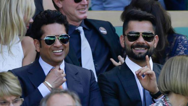 Sachin Tendulkar has a special plan to celebrate Virat Kohli's 50th ODI hundred