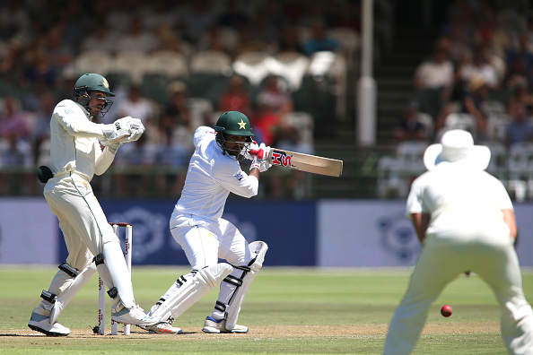 Pakistan batsman badly struggling to score in South Africa | Getty Images