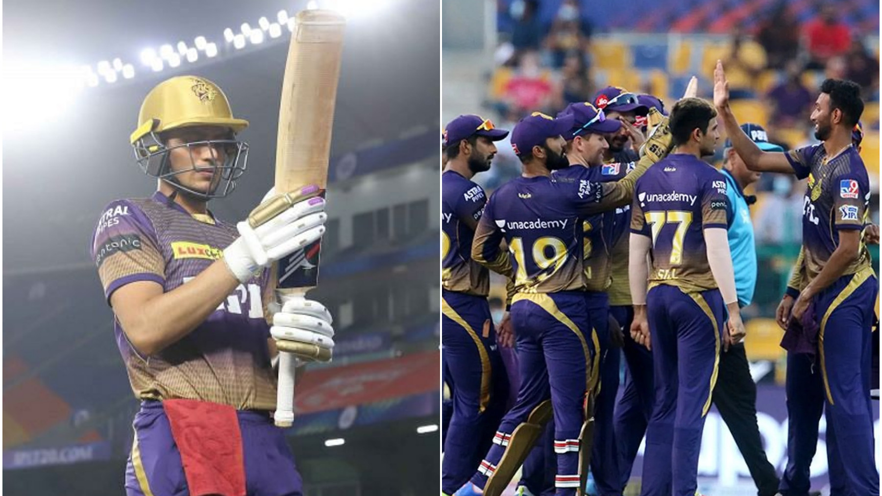 IPL 2021: Shubman Gill says KKR made a bold statement after beating RCB by nine wickets