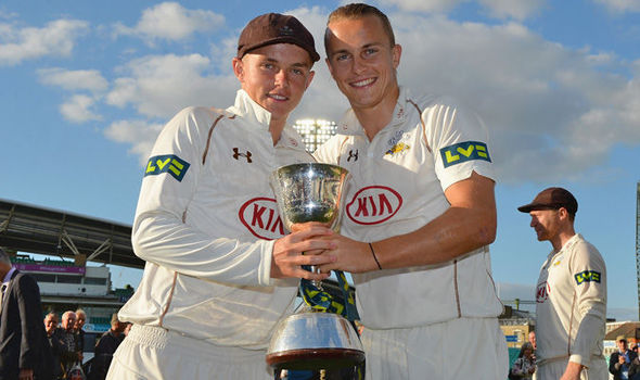 Sam Curran and Tom Curran | Getty Images