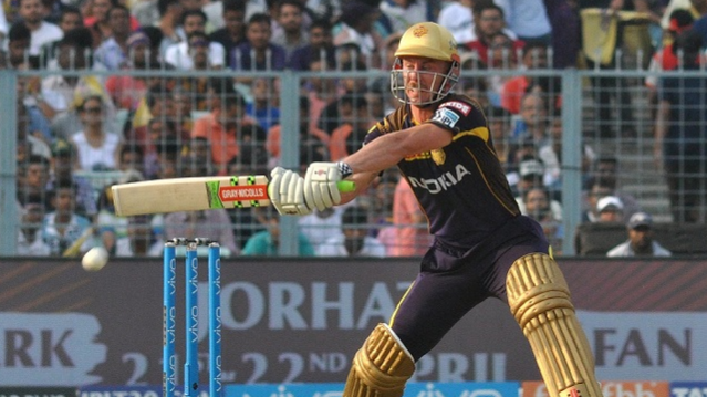 IPL 2018: KKR v KXIP - Kolkata Knight Riders reaches 191/7 thanks to Lynn's 74