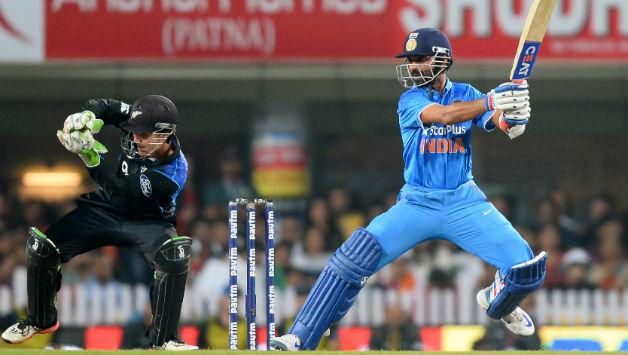Ajinkya Rahane averages 35.27 in ODI cricket | AFP