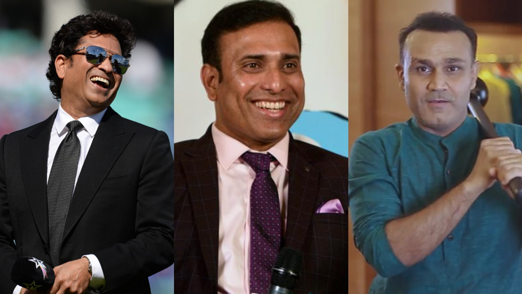 Indian cricket fraternity wishes VVS Laxman on his 46th birthday