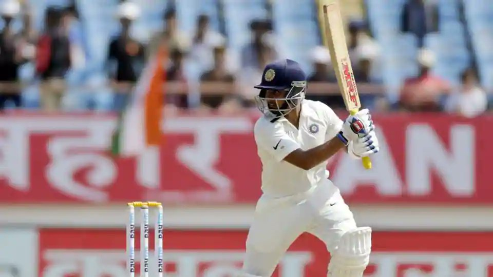 Ganguly is impressed with Prithvi Shaw's back-foot game | AFP
