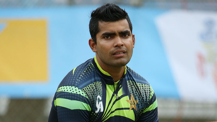 ICC to investigate Umar Akmal's claim of being approached by bookies