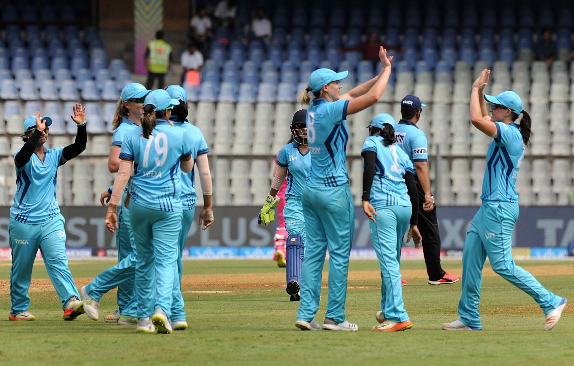 Australian players unlikely to feature in the Women's T20 Challenge | AFP