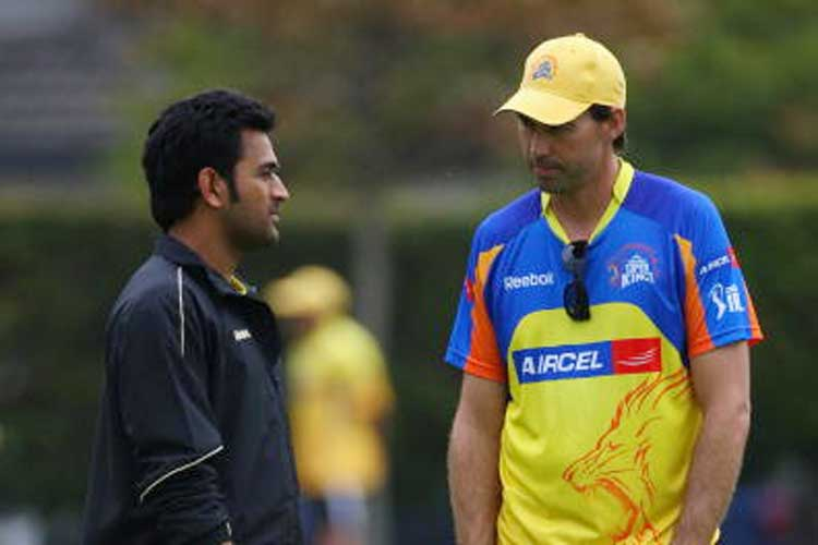 Chennai Super Kings appoints Stephen Fleming as head coach