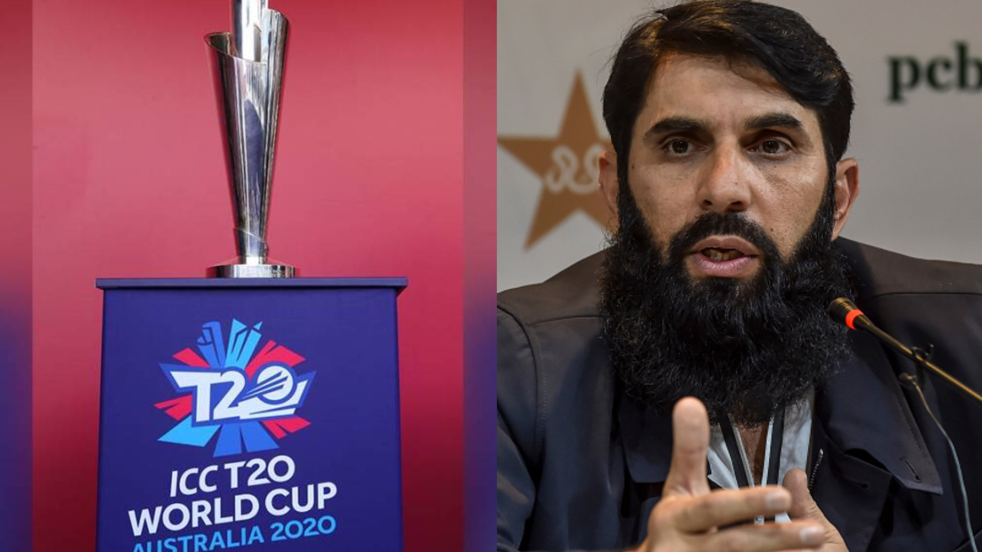 Everyone wants to see the T20 World Cup 2020; ICC must give it a try, says Misbah-ul-Haq