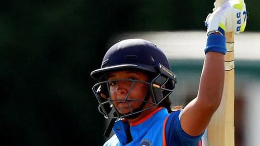 Women's WT20 2018- Warmups: India Women beats England women by 11 runs; Harmanpreet shines with 62*