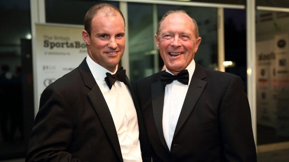Geoffrey Boycott, Andrew Strauss receive knighthoods for England service