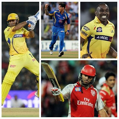IPL 2018: COC 'Old but Gold' IPL XI