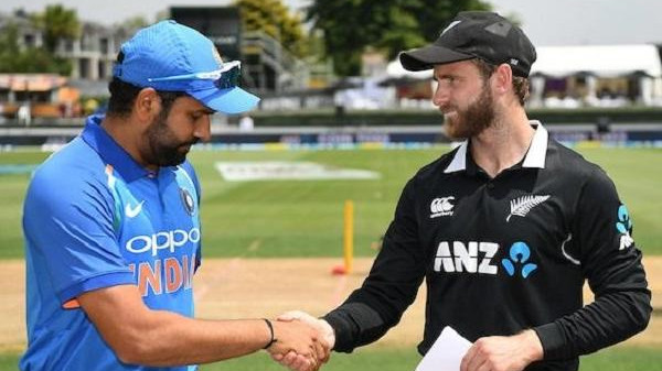 NZ vs IND 2019 : First T20I - Statistical Preview