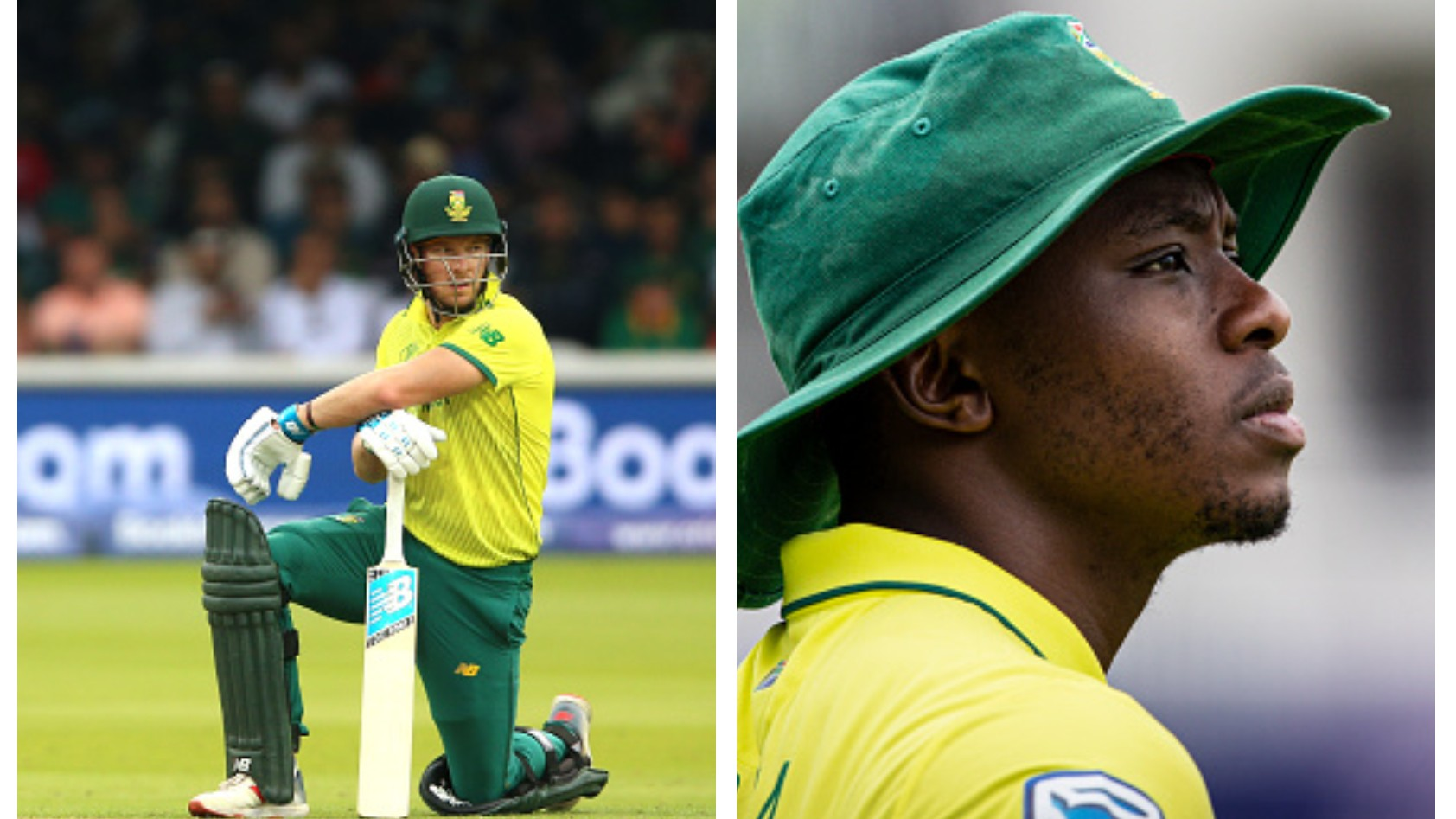 CWC 2019: Miller and Rabada express their disappointment after South Africa's World Cup hopes end