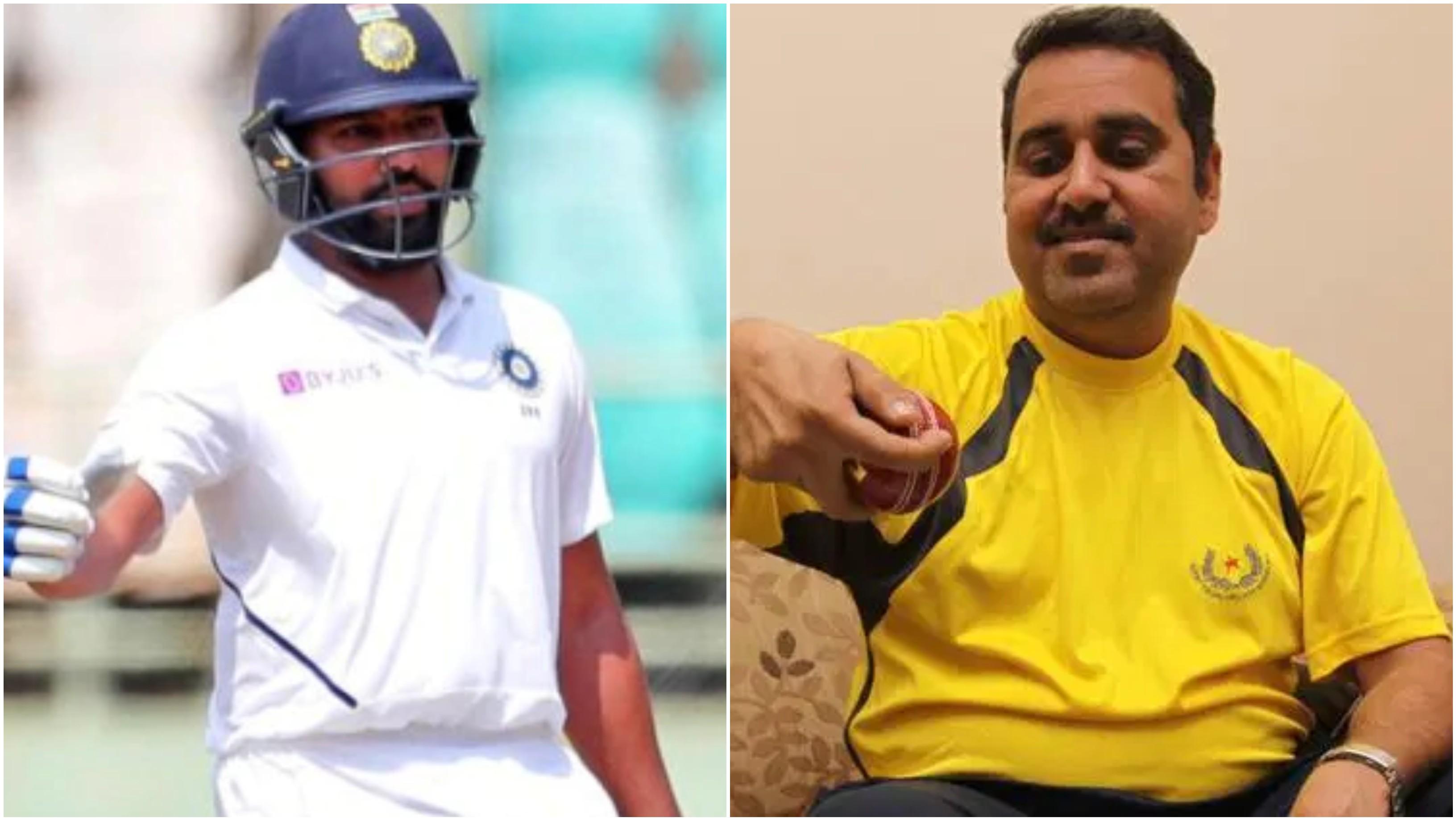 विराट कोहली के बचपन के कोच राजकुमार शर्मा ने रोहित शर्मा को बताया भारतीय टीम का नया सहवाग