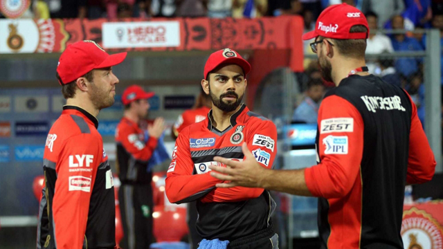 IPL 2018: Five players unlikely to feature for Royal Challengers Bangalore next year